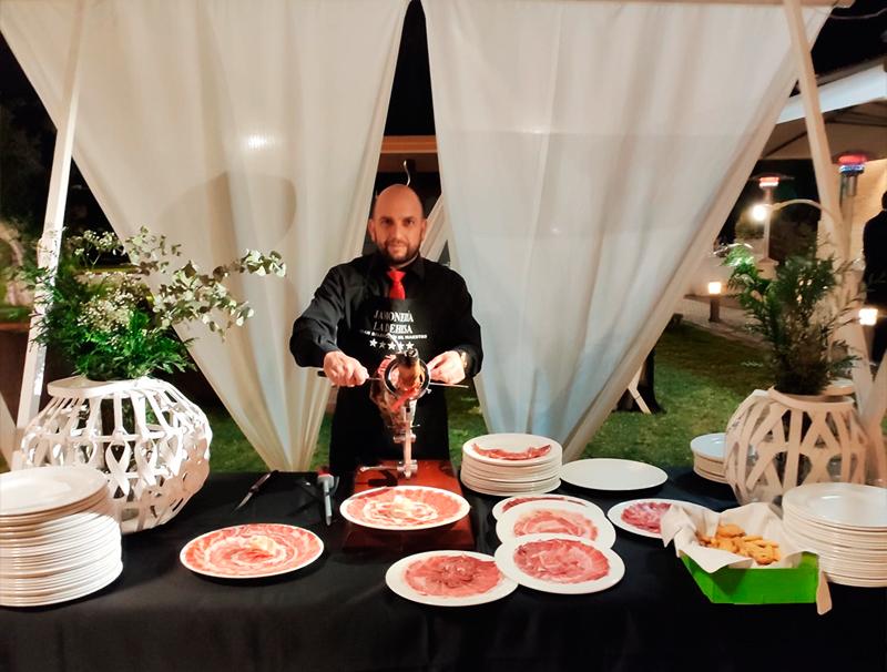 Cortador de jamón profesional Murcia