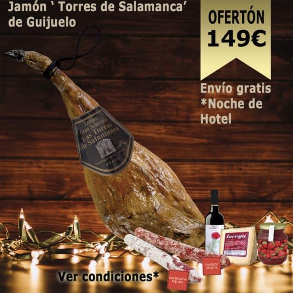 Jamón Torres de Salamanca