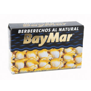 Berberechos Baymar pequeños