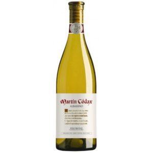 Martín Códax albariño vino blanco la dehesa