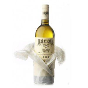 terras gaudas vino blanco albariño la dehesa