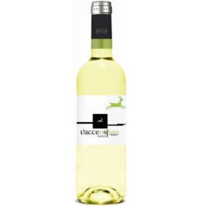 vino blanco vacceos rueda verdejo la dehesa