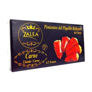 Pimientos del piquillo rellenos de carne Zalea La Dehesa