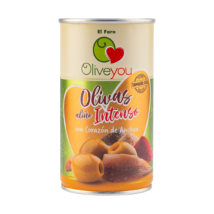 Olive You olivas intenso anchoa contenido reducido en sal La Dehesa