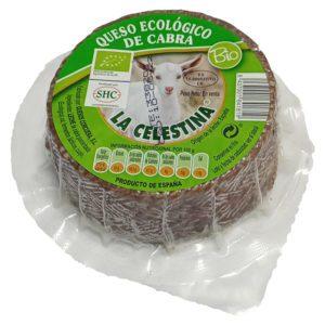 Queso de cabra ecológico Bio La Celestina La Dehesa
